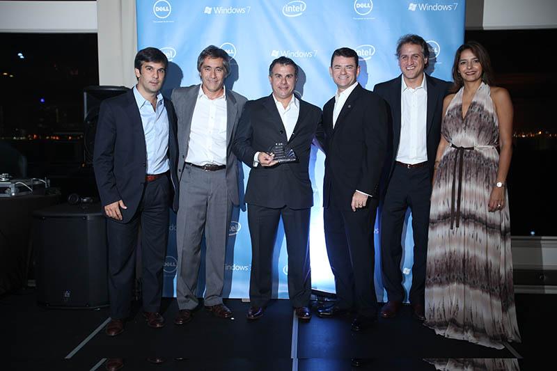 """Premio """"Highest Enterprise Mix"""" Dell PartnerDirect Summit 2012"""