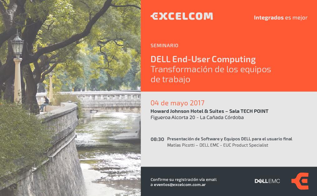 Te invitamos a un nuevo seminario en la Ciudad de Córdoba