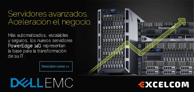 Dell EMC presenta los nuevos servidores PowerEdge 14G