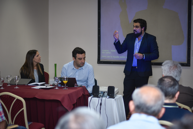 Seminario Tecnológico en Santiago del Estero